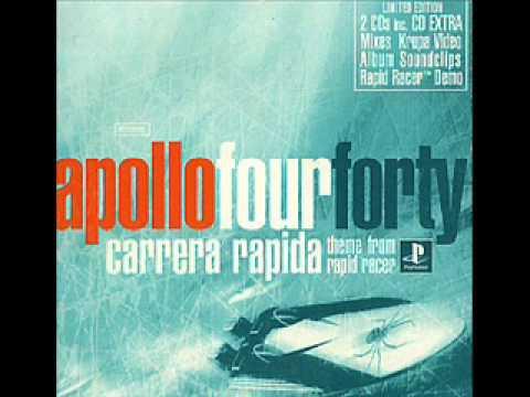 Tekst piosenki Apollo 440 - Carrera rapida po polsku