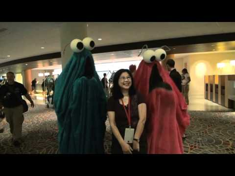 Yip Yip Martians At DragonCon 2011