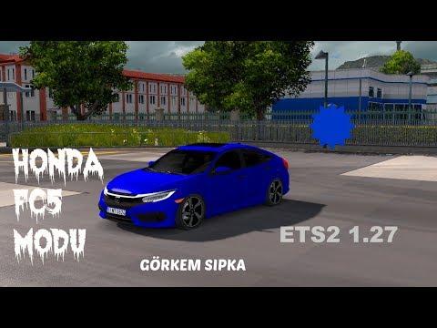 ETS2 HONDA Civic FC5/ACCORD 1.27