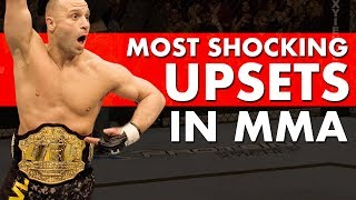 Video The 10 Most Shocking Upsets in MMA MP3, 3GP, MP4, WEBM, AVI, FLV Oktober 2018