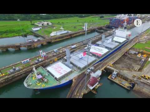 Cobre Panamá pagará $1.5 millón en peajes por transitar el Canal