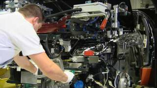 Ingolstadt Germany  city pictures gallery : Audi B8 A4 Production Line Ingolstadt Germany