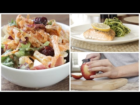 What I Eat In A Day | Healthy Meal Ideas | August 2016