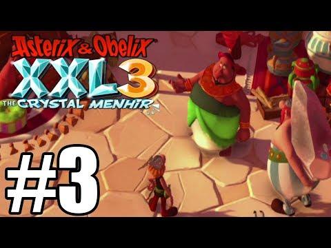 Asterix & Obelix XXL 3 Gameplay Walkthrough Part 3