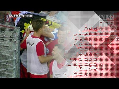A DVTK góljai 2017/2018