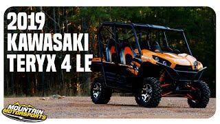9. 2019 Kawasaki 4 Teryx LE | First Ride