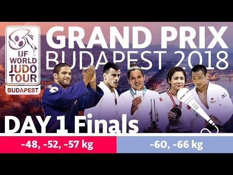 Judo Grand-Prix Budapest 2018: Day 1 - Final Block_Magyarország, Budapest. Heti legjobbak