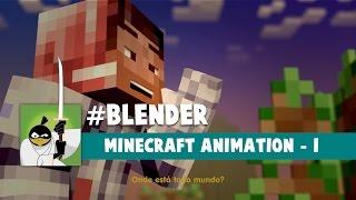 Blender – Minecraft