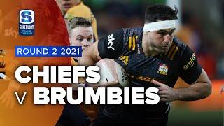 Chiefs v Brumbies Rd.2 2021 Super rugby Trans Tasman video highlights