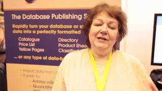 CatBase Database to Publication Software Image