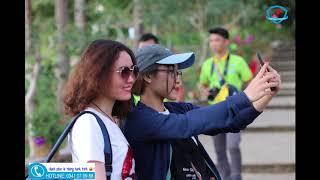 Sinh Viên Đại Học Sài Gòn - Khoa Giáo Dục Tiểu Học tham quan Đà Lạt