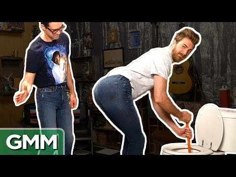Which Jeans Give You The Best Butt? (TEST)