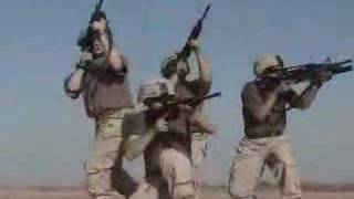 This is what is really going on in Iraq. I don't know these guys, I just found the vid somewhere in the internet. Songs: First one is ...