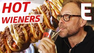 Alton Brown Prefers This Rhode Island Wiener Joint Over Fine Dining — On Tour With Alton Brown by Eater