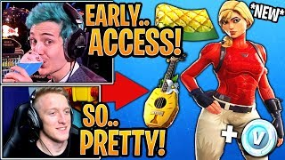 Streamers GET & React to the *NEW* Starter Pack