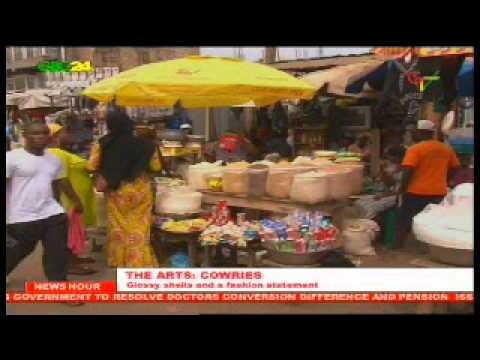 Cowry Fashion In Ghana