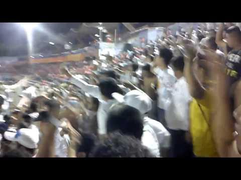 Alianza fc carnaval BLANCO en las gradas del quite - La Ultra Blanca y Barra Brava 96 - Alianza