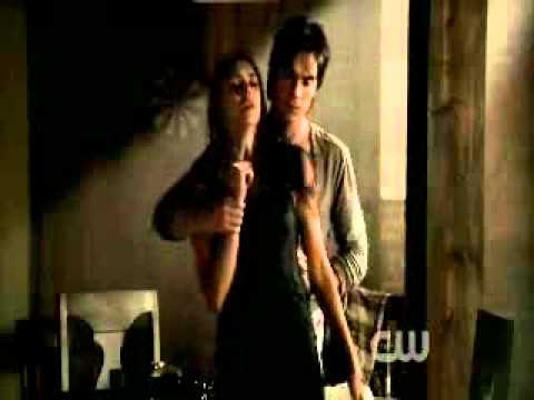 The Vampire Diaries Season 3 Episode 6 Delena scenes