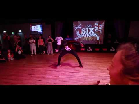 Big Kris | UDO Six Nations 2016 | Judges Showcase