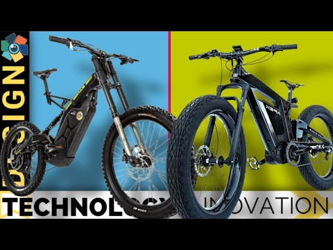 Download 10 ELECTRIC BIKES THAT DEFINE COOL 2018 HD Mp4 3GP Video and MP3