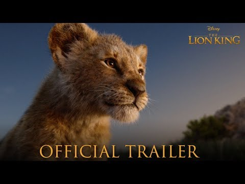Disney's The Lion King   Trailer Official