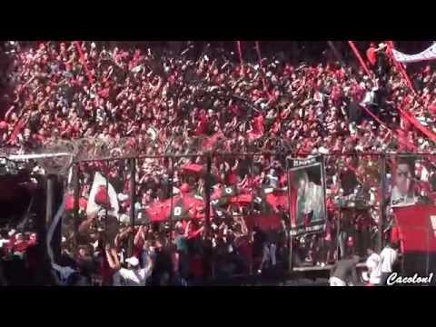 ENTRAN LOS BOMBOS - Colón vs unión CLASICO SANTAFESINO - Los de Siempre - Colón