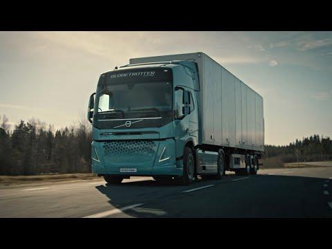 Volvo Trucks - elektrische concepttrucks