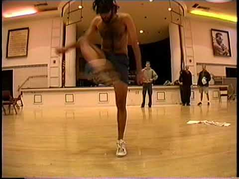 "Footbag: Vhs Classics: 2002: Usa: ""time 2 Jam"" (by Dan Klokow)"