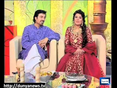 Eid Mubarak Pakistan with Resham & Noman Ejaz Dunya News 21 August
