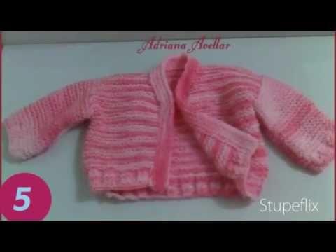Suéter de Trico pra bebe 2