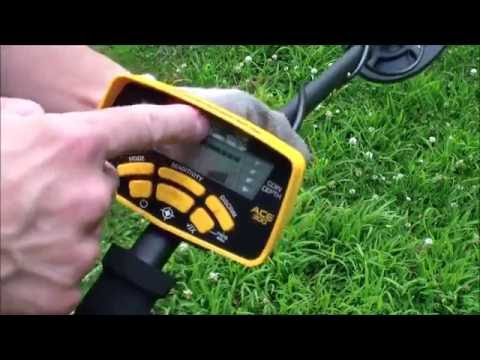 metal detecting with the ace 300