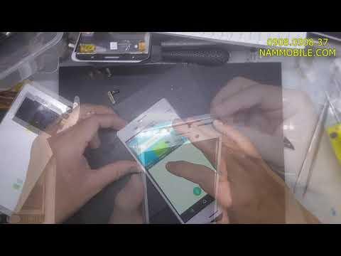 Thay Kính Cảm Ứng Sony M4 Zin