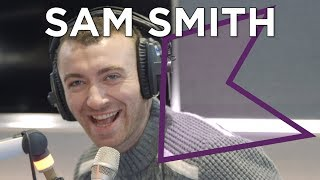 Sam Smith on The Thrill of It All, Brandon Flynn & more!