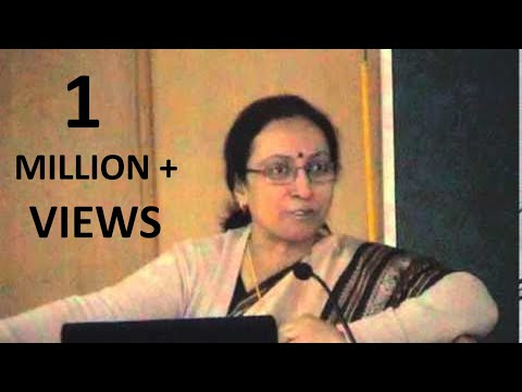 Prof.Sumita Roy at IITK-'Workshop on Leadership and Soft Skills- Part 1'