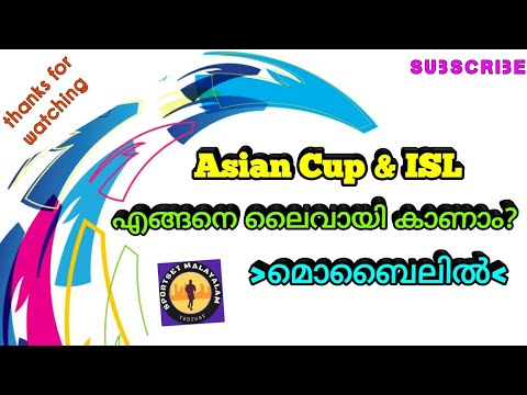 How to see Asia Cup & ISL live