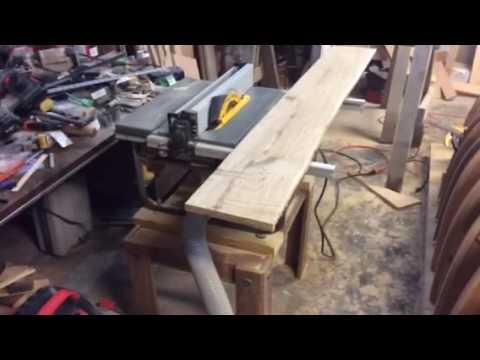 Haven 12 1/2 boat building. Scrounging up more white oak -Episode 9