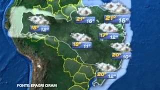 Florianópolis - Previsão do tempo 24/06/2013