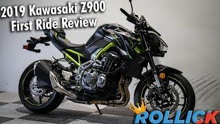 2. 2019 Kawasaki Z900 Test Ride Review [Budget Naked]