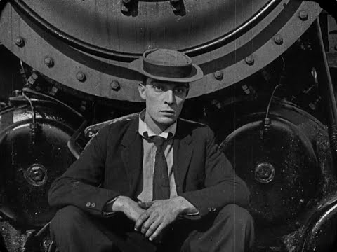 Buster Keaton And The Art of the Gag