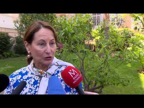 Monaco Ocean Week - Signature de l'accord siège PELAGOS