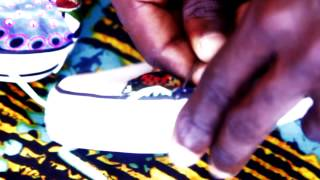 GHANA - HOLD A HAND And HUMBLE&BONGO ( Fly Kicks Save A School Kid )