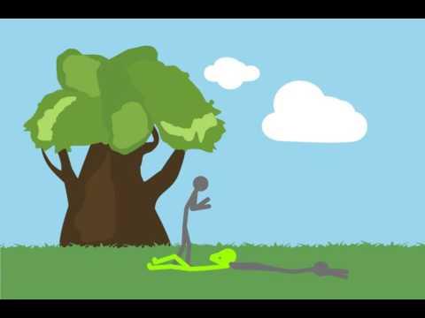 Жизнь часть 1 (рисуем мультфильмы 2)