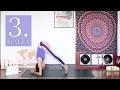 3.Hafta ♥ Erteleme, Üşenme, Devam Et!   4 Haftalık Yoga Dersi