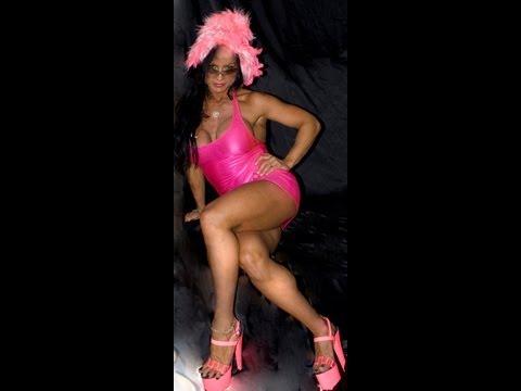 Tiny Pink Bikini on RhondaLee!