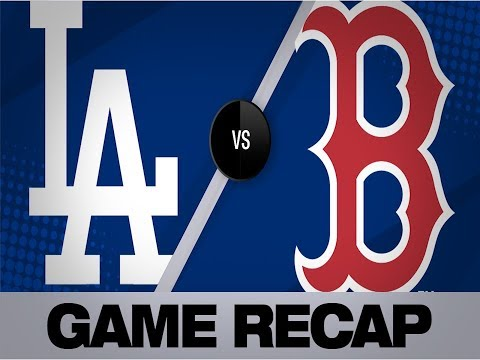 Dodgers Belt 4 Homers In 11-2 Win | Dodgers-Red Sox Game Highlights 7/13/19