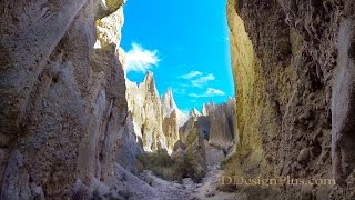 Omarama New Zealand  city pictures gallery : Clay Cliffs of Omarama - New Zealand
