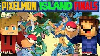 Pixelmon Island Special Mini-Series! The Epic Final Battles! + Bonus Battles With Preston