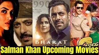 Video Salman Khan Upcoming Movies 2019 And 2020 With Cast, Story, Director And Release Date MP3, 3GP, MP4, WEBM, AVI, FLV Oktober 2018