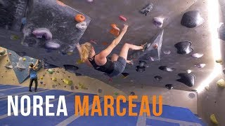 WRESTLING VOLUMES - WITH NOREA AND SARA by Eric Karlsson Bouldering