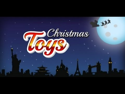 Video of Christmas Toys Holiday Puzzle